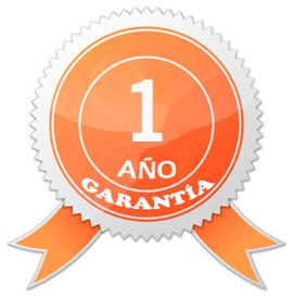 Garantía de 1 año